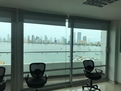 Inmuebles comerciales Arriendos  Manga, Torre Bancolombia