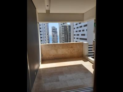 Apartamentos Arriendos  Bocagrande, 2 habitaciones