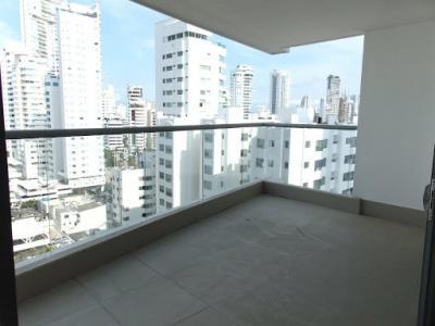 Apartamentos Arriendos  Castillogrande, 3 alcobas