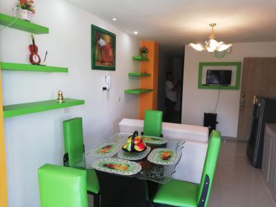 Apartamentos Arriendos  Canapote, amoblado