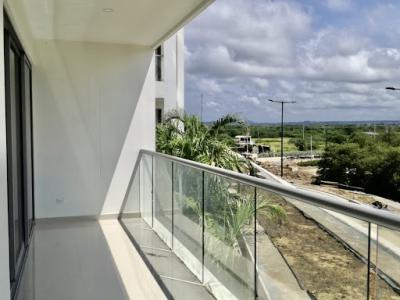 Apartamentos Ventas  La Boquila, 1 alcoba