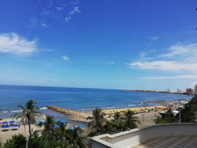 Apartamentos Arriendos  Arriendo vista al mar