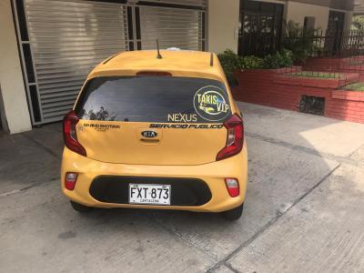 Taxis Ventas  Kia Picanto 2020