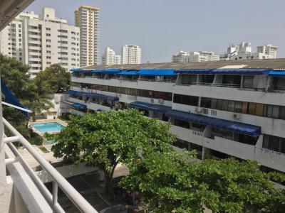Apartamentos Arriendos  Manga, 2 alcobas, duplex